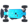 New style 1/10th 4WD rc nitro car on road Sport Rally car 94177 hsp rc