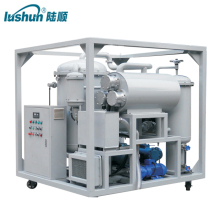 High Efficiency Cheap Price Chemical Engineering Used Lubricating Recycling Engine Vacuum Oil Purifier Dehydrator Machine