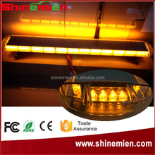 LED full size emergency Lightbar,traffic warning light bar for police/ambulance/fire truck vehicle,waterproof