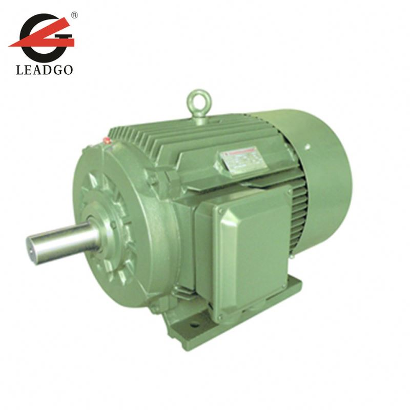 5.5kW~90kW Light Weight AC Induction Motor