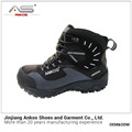 Waterproof high ankle climbing boots men winter boots