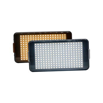 Competive price led-228 with 228pcs lamps light intensity can be changed for Sony digital camera photographic