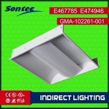 led strip 2018 Hanging ceiling troffer 2FTX2FT LED TROFFER OEM