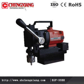 OUBAO small mag frame drill core drilling machine KGF-35BH