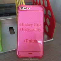 High quality stock offer TPU material hockey case for iphone 7 phone mobile case cover