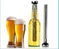 Giwox Drink Charm Beer Chiller Stick With High Quality Stainless Steel