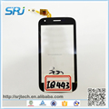 Mobile Phone Touch Screen Digitizer Glass Panel For Fly IQ443
