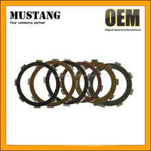 Motorcycle Parts Clutch Plate Material with Different Colors for CG150