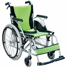 Lightweight hot sale aluminum standard wheelchairs with CE approval