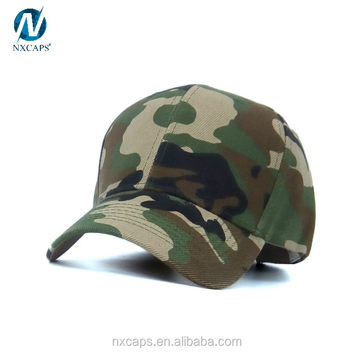 Army Military Camo Cap Baseball Casquette Camouflage Hats For Men Hunting Camouflage Cap Women Blank Desert Camo Hat