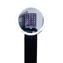 iPad 9.7 phoprint photo booth machine floor stand digital signage Vending machine