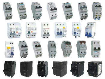 Different types of circuit breakers explained