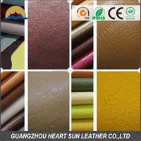 PU leather Synthetic Faux leather Artificial leather for Sandal&Shoes Cover