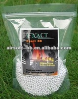 6mm Plastic air accessory,airsoft pellet bb,airsoft manufacturer. EX-0.20