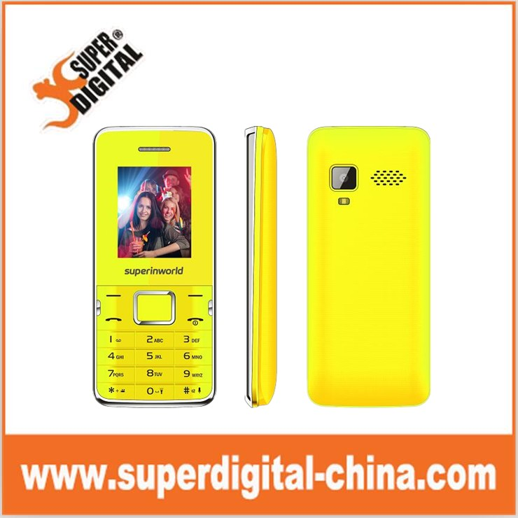 1.77inch feature cellular phone with flashlight