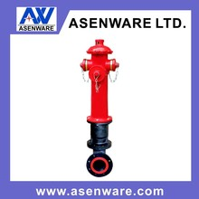 New coming landing type fire hydrant wholesale supply