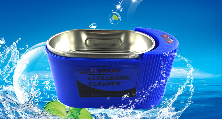 Household Ultrasonic Cleaner for jewelry, glasses, watches, detal