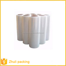 Jumbo roll hand Stretch Wrap Film, PE Cling Film strech film