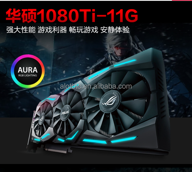 game Graphics card GTX 1080 Ti (IN STOCK )