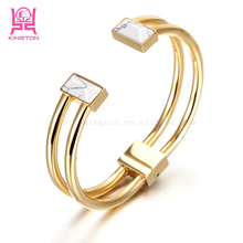 2017 New Dubai Gold plated bangles Jewellery ball cuff bracelets bangles for women