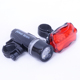Bike Light Led Bicycle Front Light Cycling Flashlight Bicycle Accessories Bike Head Light+Rear Safety Flashlight+Bracket