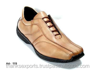 LJ680 Amarica 2014-15 Top Box Leather footwear FOR COLLAGE BOYS