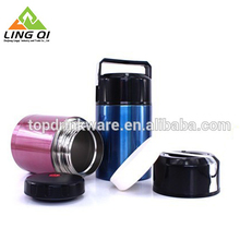 Wholesale 800ml heated stainless steel Korean electric thermos lunch box