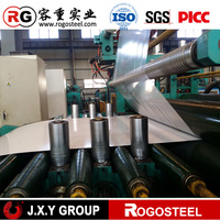 ROGO tianjin galvanized steel coil lowes sheet metal roofing for sale with low price