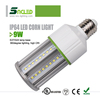 Hot selling G24D/E26 led corn light/lamp/bulb 9w UL cUL listed with 5 years warranty