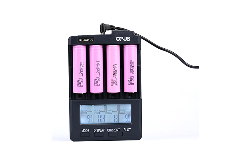 Top quality cheap nimh li-ion smart battery charger