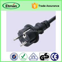 IEC Schuko Extension power cable