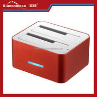 plastic case hdd docking station clone usb3.0 to sata all in 1 hdd docking station driver