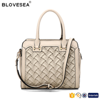 Bailee brand ladies bags handbag manufacturers china hand bag 2016 fashion designer pu leather woman handbag