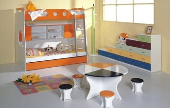 Children furniture,children bed,children furniture set