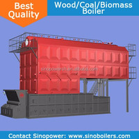 big steam boiler With High Effciency