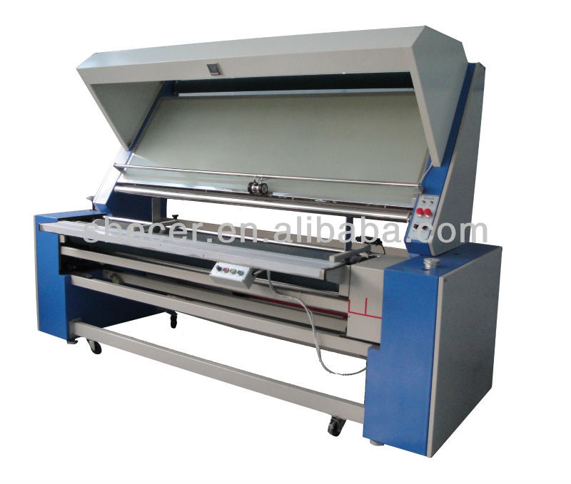 FIA-1800 Fabric inspection rolling machine/ length measuring machine