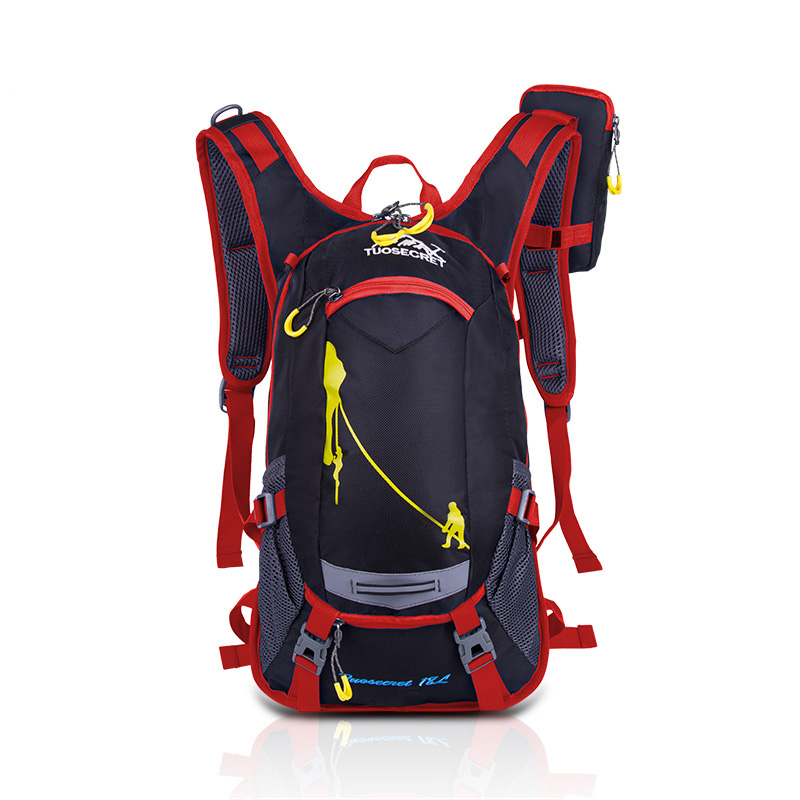 Running Camping No Included 2.5L Water Bladder Day Pack Perfect for Travel Climbing Hiking Cycling Backpack SINAIRSOFT 15L Hydration Pack