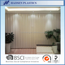 Multi PVC panels door special door pvc folding door