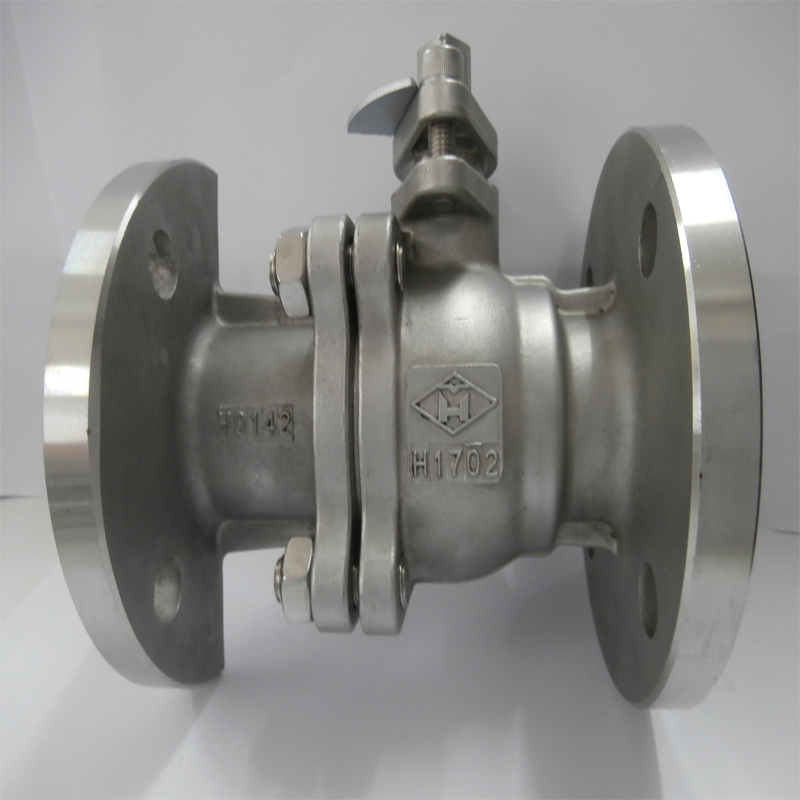 Best Selling Trunnion Mounted Ball Valve with Flange