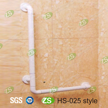 Bathroom Angled Grab Bar For Elderly