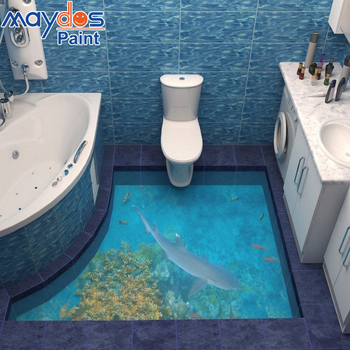 Maydos 3D Epoxy Resin Paint for Flooring