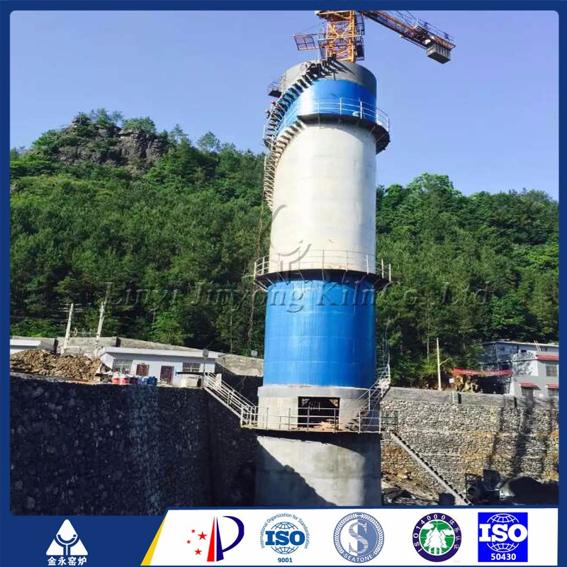 High Capacity Active Lime Vertical Kiln with Good Discount