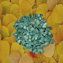Natural blue aquarium small stone chips for fish tanks