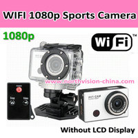 Wrist Remote controller FHD 1080P 5.0MP extreme similiar WIFI Sport Camera