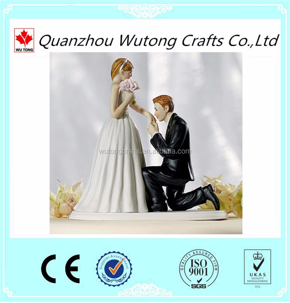 custom wedding cake toppers figurines for Wedding souvenirs