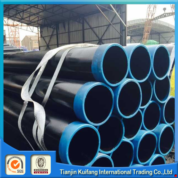 seamless steel pipe bs 3601 cement lined carbon seamless steel pipe made in china