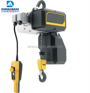 Europe style High performance electric chain hoist crane 500kg 2 ton