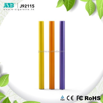 vigorous oil liquid disposable e-cigarette 300mAh big battery capacity J92115 from china supplier