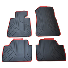 used for BMW 3 F30 waterproof rubber car floor mats