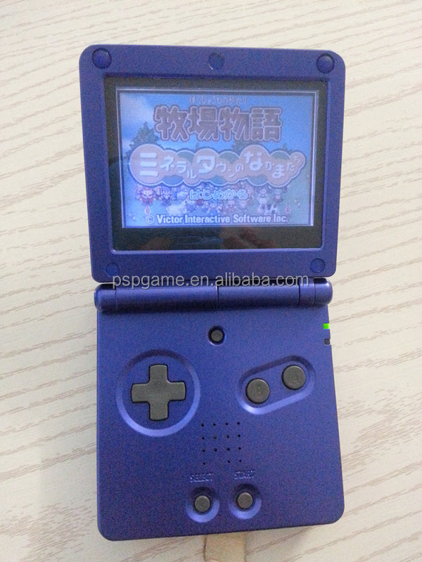 Portable game player for nintendo gameboy advance sp CONSOLE